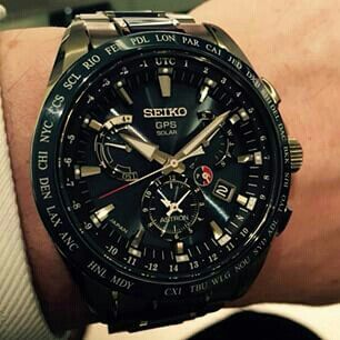 Seiko Astron gps release @baselworld2015