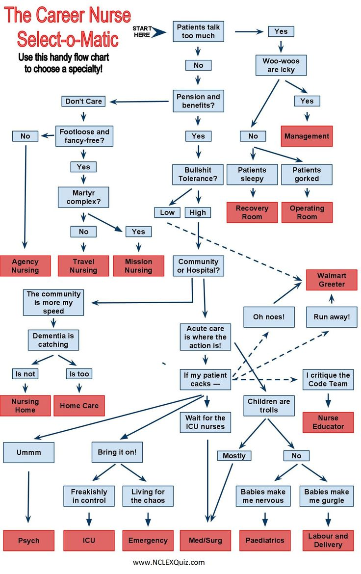 The World's Most Sophisticated Algorithm for Choosing a Med Speciality