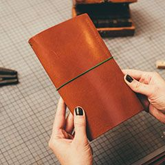 Premium Leather Cover