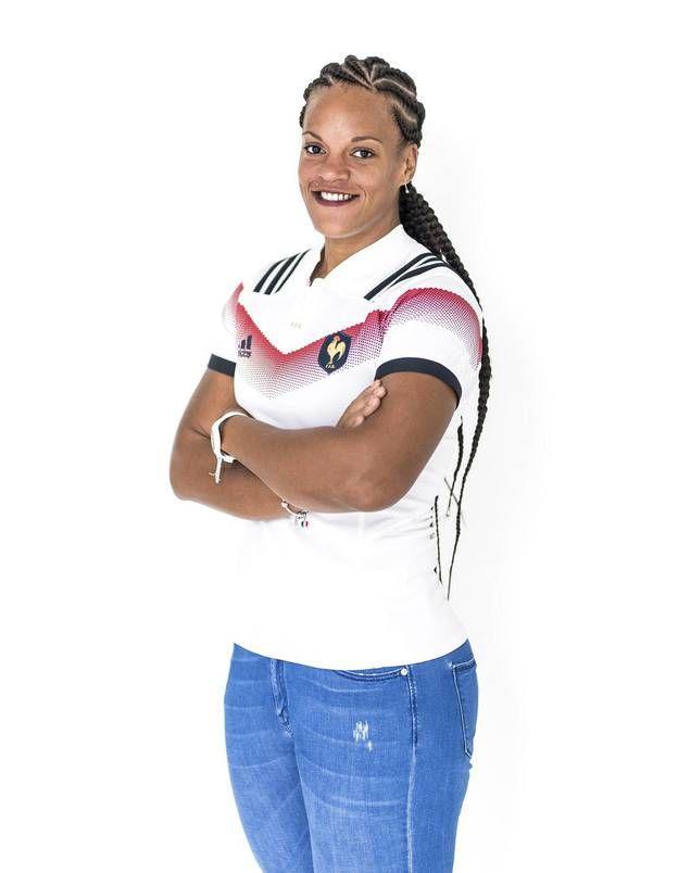 Rugby féminin - Safi N'Diaye : « Refuser une sélection en équipe de France parce que votre employeur ne vous libère pas, c'est compliqué ! » - ELLE - 27/07/2017