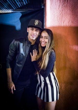 Irmã de Neymar será destaque da Grande Rio na Sapucaí