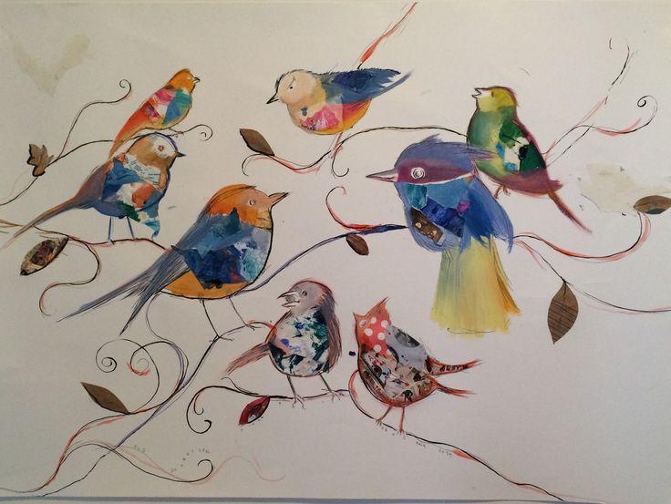Neşeli Bir Söyleşi Kuş Sohbetleri Serisi