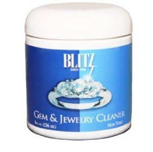 Blitz Gem and Jewelry Cleaner