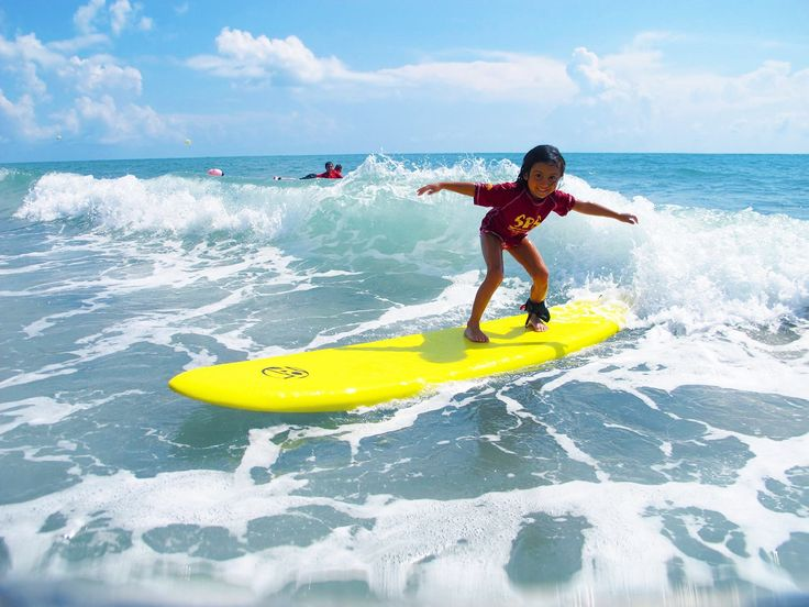 Looking for an exciting challenge? Grab a board and catch
