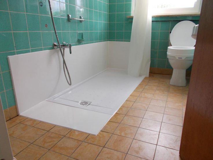 Umbau zur Dusche in 8 Stunden