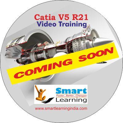 CATIA V5 R21-Video Tutorial/Training DVD