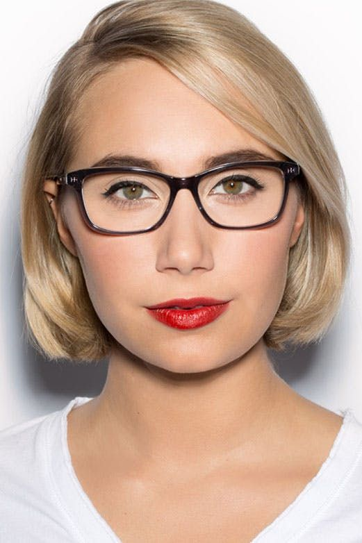 8 Foolproof Style Tips for Women Who Wear Glasses   Head to Toe   Pinterest b0063a5e51a8