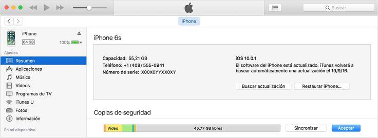 Si has olvidado el código del iPhone, el iPad o el iPodtouch o si el dispositivo está desactivado - Soporte técnico de Apple