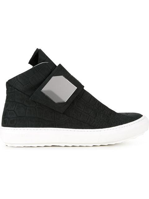 PIERRE HARDY Hi-Top Sneakers. #pierrehardy #shoes #sneakers
