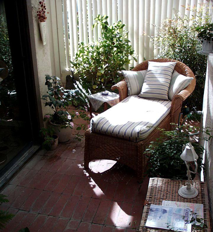 InterLeafings: Diseñadores Jardín Mesa redonda: la ampliación de los espacios pequeños
