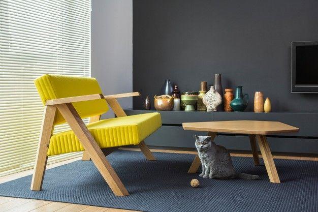 Clapp furniture collection by Piotr Kuchciński for Noti | FUTU.PL