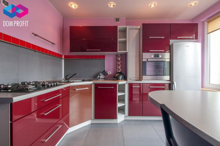 kuchnia z balkonem
