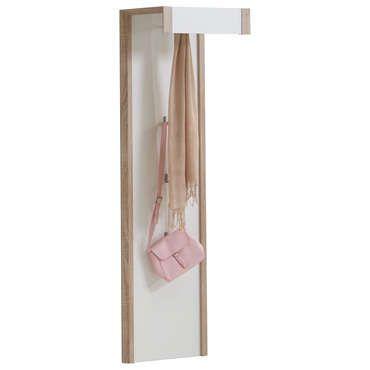119e - Vestiaire - voir meuble chaussure associe - Profondeur: 37 cm - Longueur: 50 cm - Hauteur: 174 cm