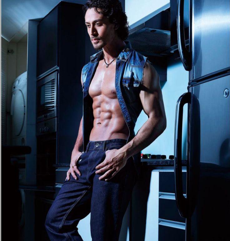 Tiger Shroff #Photoshoot #Bollywood #India #Fashion #TigerShroff #BodyBuilding #MartialArts
