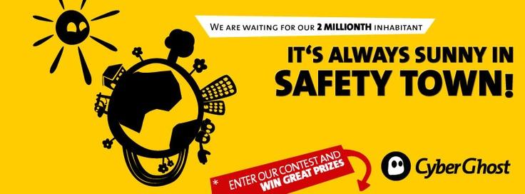 Our 2 millionth inhabitant contest!