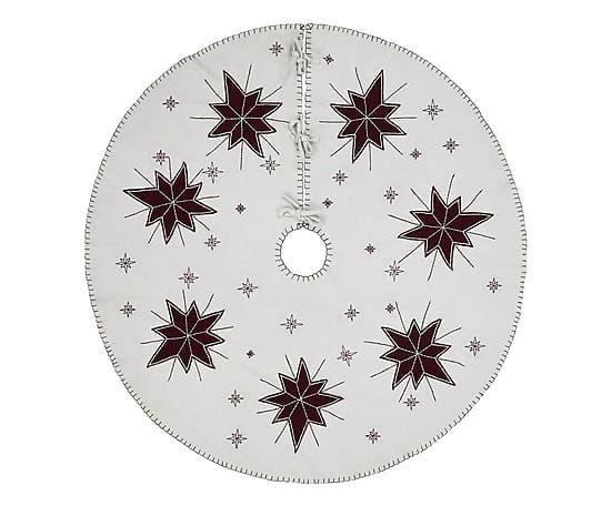 Weihnachtsbaumdecke Sarah, Ø 120 cm
