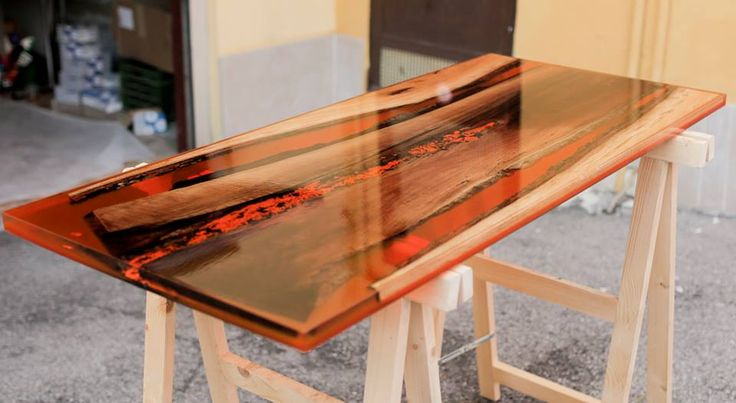Lava Table Wood Works Pinterest Lava Resin And Epoxy