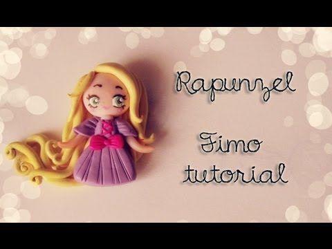 ❤ Rapunzel Fimo Tutorial ❤