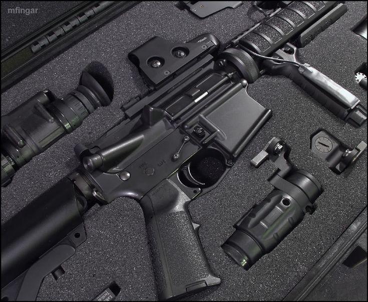Cutting Gun Case Foam (lots of photos) - Page 1 - AR15.COM