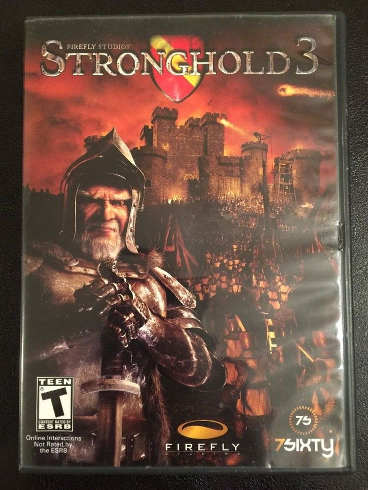 Stronghold 3 (PC, 2011) w/Original Box and Code 612561500709 | eBay
