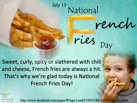 national french fry day - photo #20