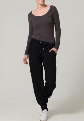 Venice Beach NAIJANA - Tracksuit bottoms - black for £30.00 (04/02/16) with free delivery at Zalando