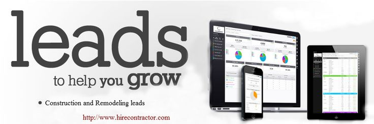 Increase the flow of construction leads in this autumn and expand your business in your local area, add your profile @ http://www.hirecontractor.com/register/contractor