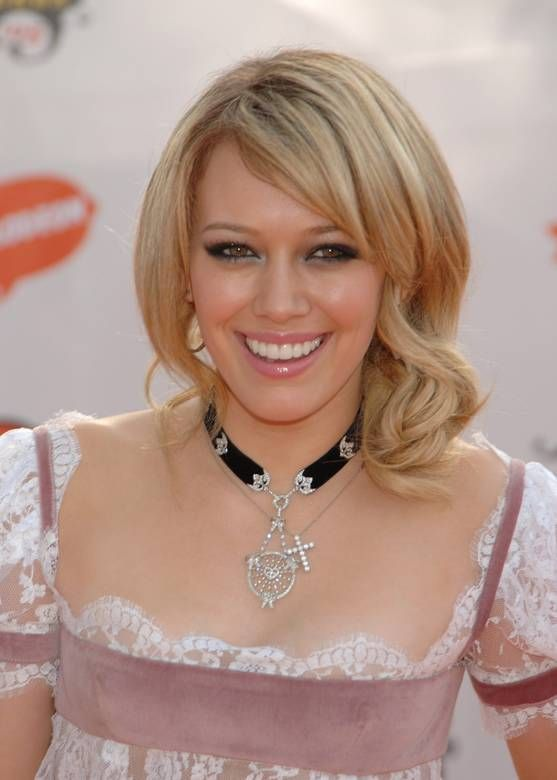 Hilary Duff @ 2005 Kids Choice Awards