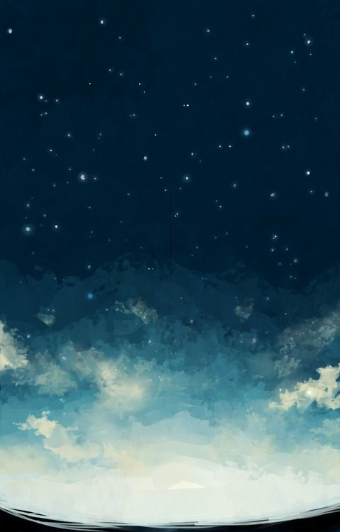 starry sky wallpaper tumblr - photo #19
