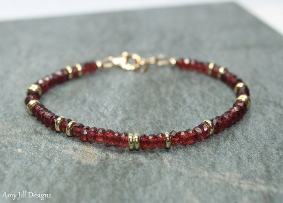 Hey, I found this really awesome Etsy listing at https://www.etsy.com/listing/218910190/garnet-bracelet-garnet-jewelry-brass