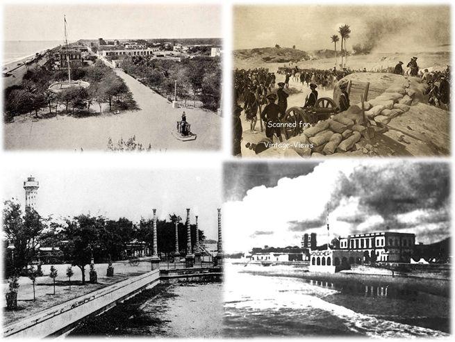 PGK's Blog: Walk through the history of Pondicherry