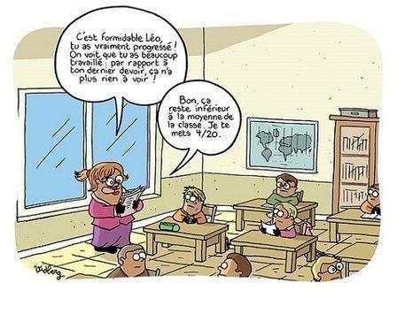 Supprimer les notes, est-ce tromper les élèves ? | Français Langue étrangère | Scoop.it