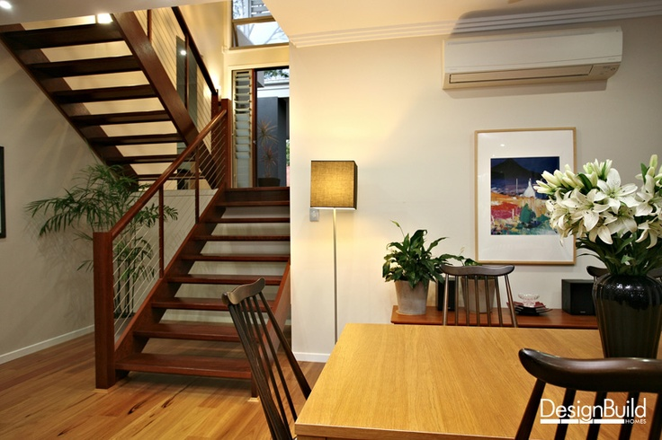 Best Internal Stairs And Dining Space Split Level Spectacular Pinterest Stairs And Spaces 400 x 300