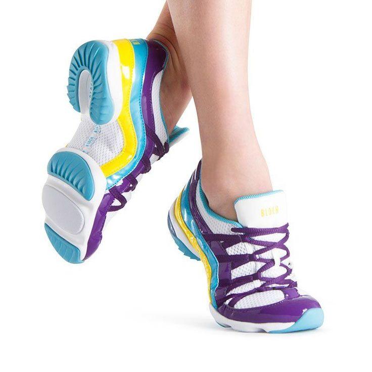 S0523L - Bloch Wave Dance Sneaker $99.95