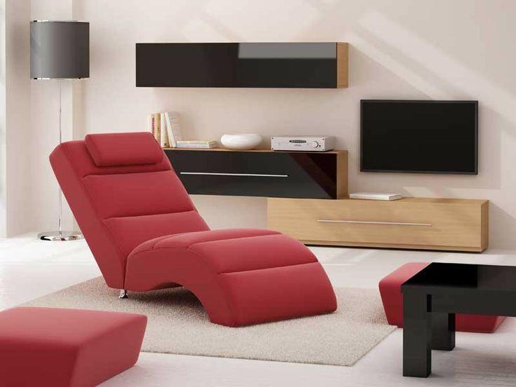 Div n de l nea moderna modelo topacio ideal para el sal n for Divan sofa bed