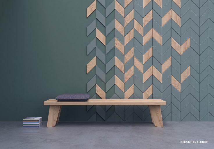 Wall, tiles, pattern www.guntherkleinert.de More