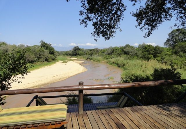 Rest and relax at Kuname River Lodge