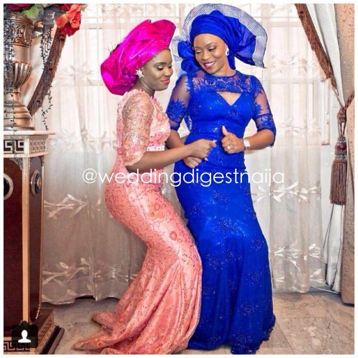 Stylish & Trendy: Alluring & Gorgeous WDN Aso-Ebi Styles | Wedding Digest Naija