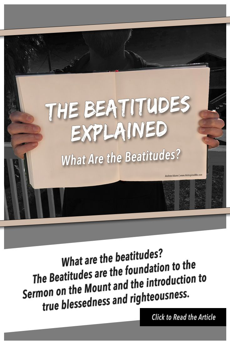 The Beatitude Explained What Are Song Of Solomon Introduction Sermon On Mount