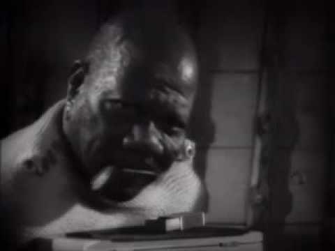 Freaks (1932) - Prince Randian Lights a Cigarette