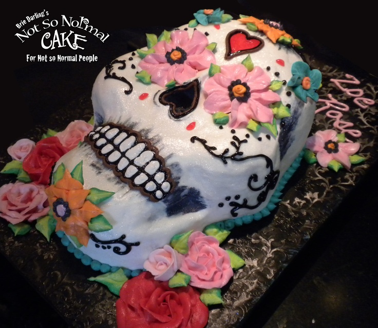 20 best Cakes that Rock images on Pinterest Beautiful cakes Hand