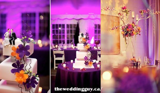 Para este verano 2013 las bodas retoman su gama vibrante - Decoracion salon amarillo ...