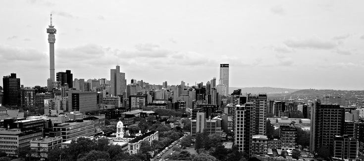 Hillbrow Johannesburg Skyline by Mafologele Bafedile on 500px