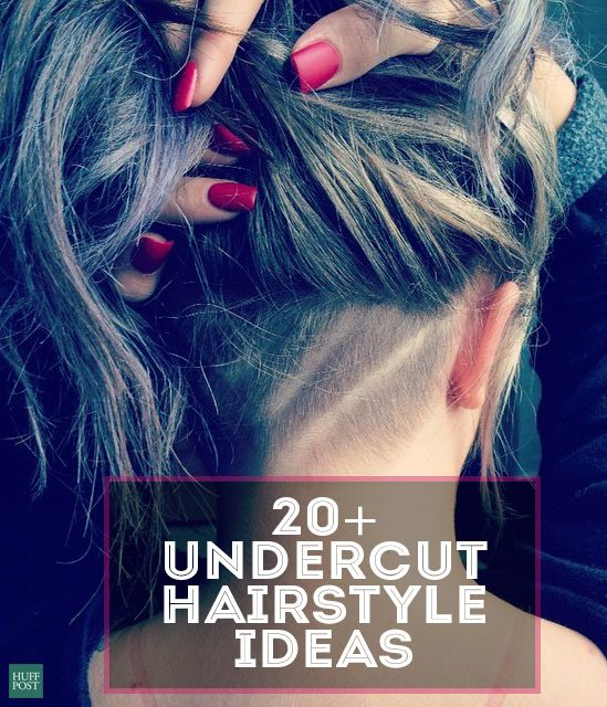 Undercut hairstyle ideas that'll make you want a rad new 'do