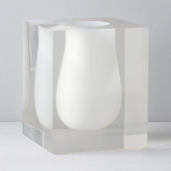 Jonathan adler bel air scoop vase forms pinterest for Air vase