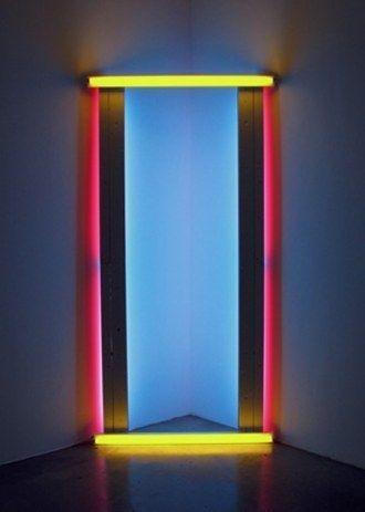 Untitled (to Barnett Newman) two - Dan Flavin, 1971