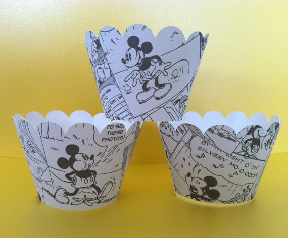 Love it for my mickey mouse vintage birthday party!