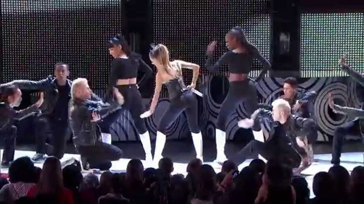 "Ariana Grande ""Problem"" - RDMAs 2014 Performance obssesed whith this song cant get enougph"