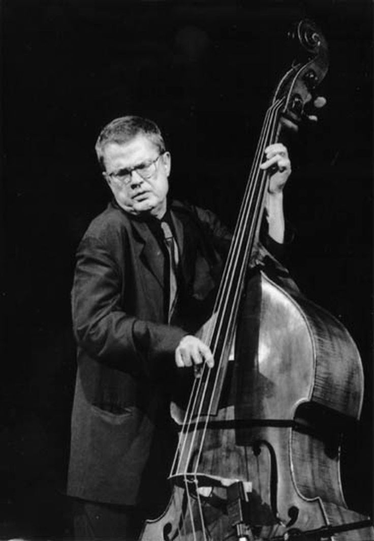 """The bass, no matter what kind of music you're playing, it just enhances the sound and makes everything sound more beautiful and full. When the bass stops, the bottom kind of drops out of everything."" ~ Charlie Haden"