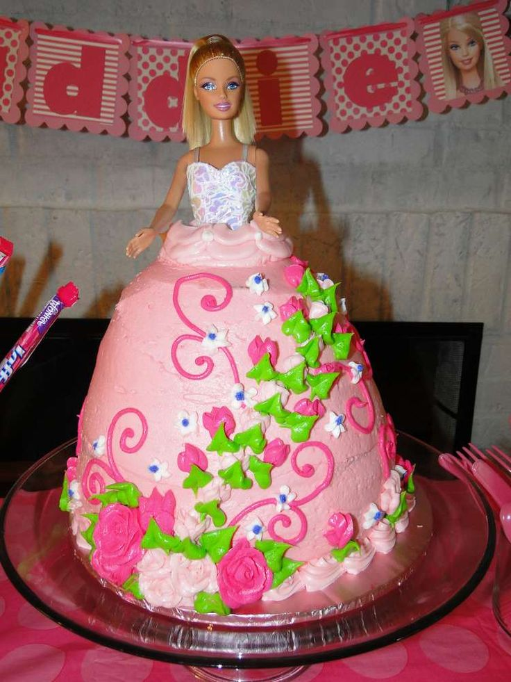 Barbie Inspired Birthday Party Ideas   Photo 11 of 31   Catch My Party